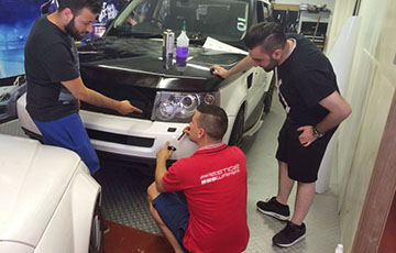 car wrapping courses