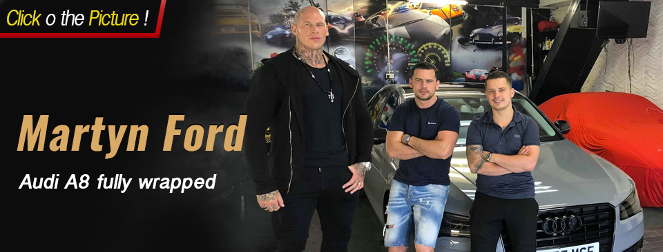 car wrapping course martyn ford